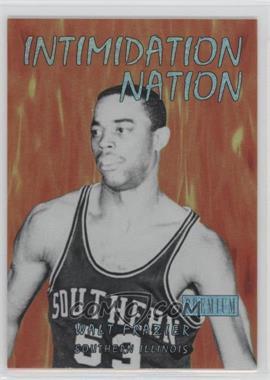 2011-12 Fleer Retro Intimidation Nation #19 IN - Walt Frazier