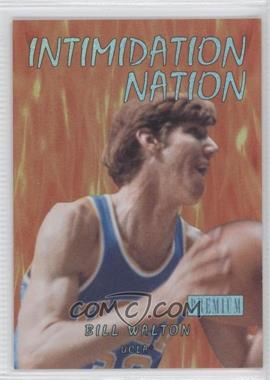 2011-12 Fleer Retro Intimidation Nation #21 IN - Bill Walton