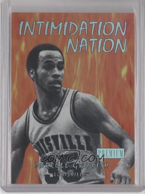 2011-12 Fleer Retro Intimidation Nation #7 IN - Darrell Griffith