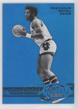 2011-12 Fleer Retro Precious Metal Gems Blue #9PMG - Adrian Dantley /50
