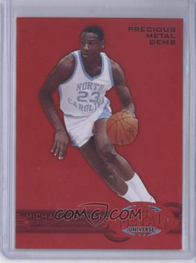 2011-12 Fleer Retro Precious Metal Gems Red #PM-1 - Michael Jordan /150