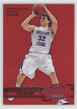 2011-12 Fleer Retro Precious Metal Gems Red #PM-34 - Jimmer Fredette /150