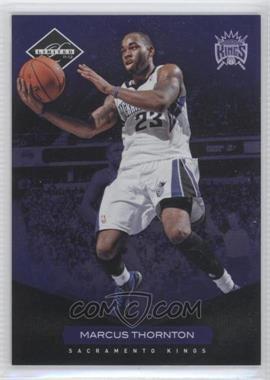 2011-12 Limited - [Base] #56 - Marcus Thornton /299