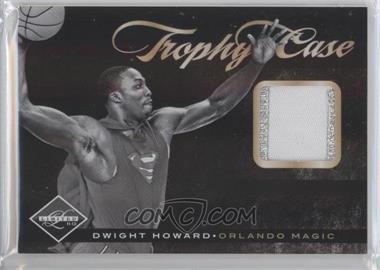2011-12 Limited - Trophy Case - Materials Prime [Memorabilia] #43 - Dwight Howard /25