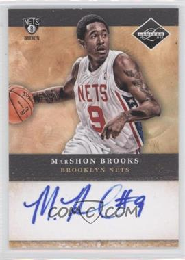 2011-12 Limited Draft Pick Redemptions Autographs #3 - MarShon Brooks