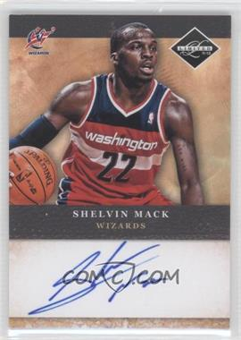 2011-12 Limited Draft Pick Redemptions Autographs #30 - Shelvin Mack