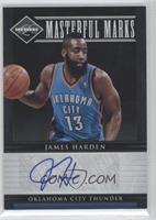 James Harden /50
