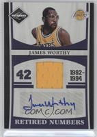James Worthy /25