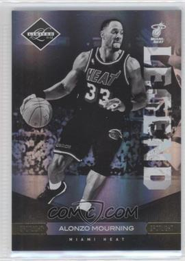 2011-12 Limited Spotlight Gold #174 - Alonzo Mourning /25
