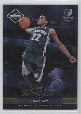 2011-12 Limited Spotlight Gold #69 - Rudy Gay /25