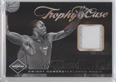 2011-12 Limited Trophy Case Materials Prime [Memorabilia] #43 - Dwight Howard /25