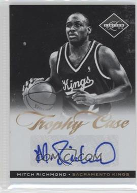 2011-12 Limited Trophy Case Signatures [Autographed] #48 - Mitch Richmond /49
