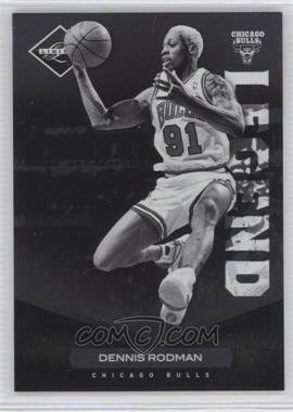 2011-12 Limited #154 - Dennis Rodman /299