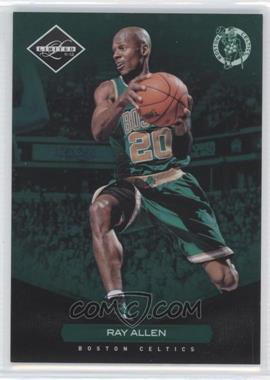 2011-12 Limited #46 - Ray Allen /299