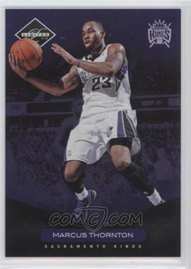 2011-12 Limited #56 - Marcus Thornton /299