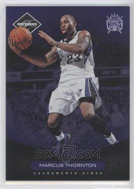 2011-12 Limited #56 - Marcus Thornton /299