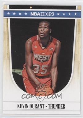 2011-12 NBA Hoops - [Base] #262 - Kevin Durant