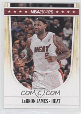 2011-12 NBA Hoops - [Base] #272 - Lebron James