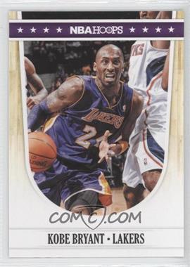 2011-12 NBA Hoops - [Base] #278 - Kobe Bryant