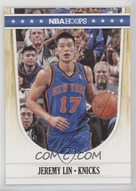 2011-12 NBA Hoops - [Base] #67 - Jeremy Lin