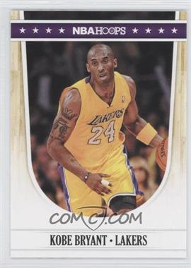 2011-12 NBA Hoops - [Base] #98 - Kobe Bryant