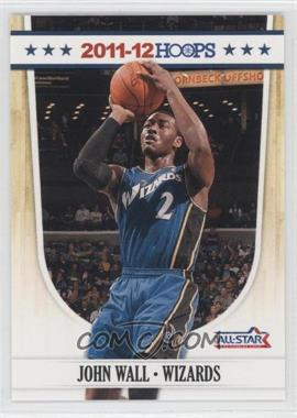 2011-12 NBA Hoops All-Star #AS-JW - John Wall