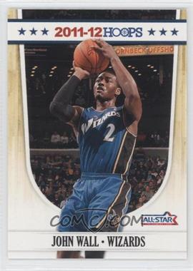 2011-12 NBA Hoops All-Star #AS-JW - John Wall