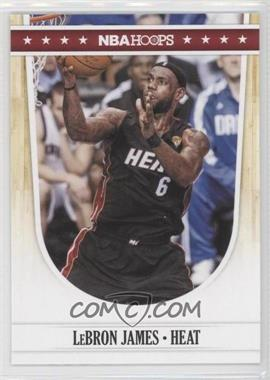 2011-12 NBA Hoops #119 - Lebron James
