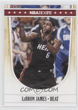 2011-12 NBA Hoops #119 - Lebron James