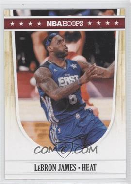 2011-12 NBA Hoops #250 - Lebron James