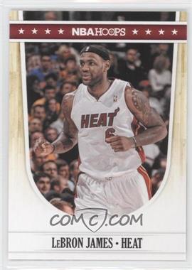 2011-12 NBA Hoops #272 - Lebron James