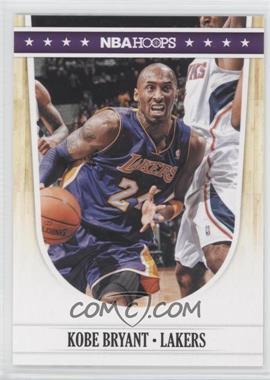 2011-12 NBA Hoops #278 - Kobe Bryant