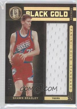 2011-12 Panini Gold Standard - Black Gold Threads #BG-93 - Shawn Bradley /99