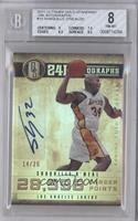 Shaquille O'Neal /20 [BGS8]