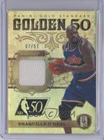Shaquille O'Neal /57