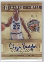 Elgin Baylor /23