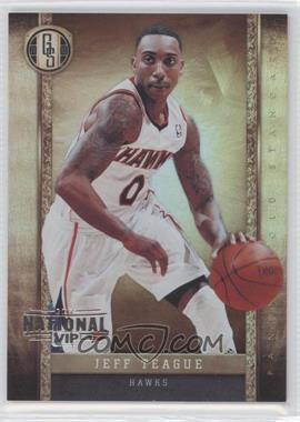 2011-12 Panini Gold Standard National VIP #106 - Jeff Teague /5