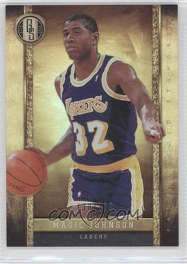 2011-12 Panini Gold Standard #198 - Magic Johnson /299