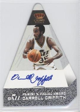 2011-12 Panini Preferred - [Base] - Panini's Choice Silver Signatures [Autographed] #135 - Darrell Griffith /25