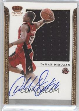 2011-12 Panini Preferred [Autographed] #220 - DeMar DeRozan /49