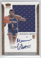 Maurice Cheeks /49