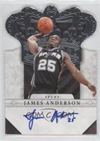 James Anderson /99