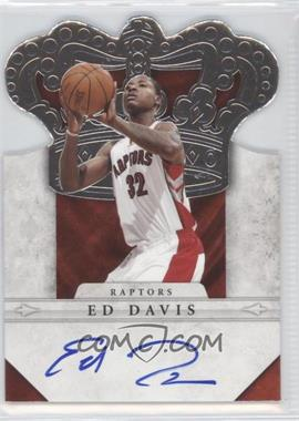 2011-12 Panini Preferred [Autographed] #271 - Ed Davis /99