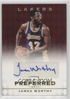 James Worthy /15