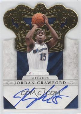 2011-12 Panini Preferred Gold [Autographed] #270 - Jordan Crawford /25
