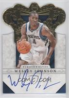 Wesley Johnson /25