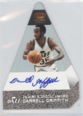 2011-12 Panini Preferred Panini's Choice Silver Signatures [Autographed] #135 - Darrell Griffith /25