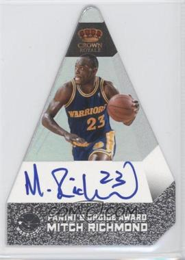 2011-12 Panini Preferred Panini's Choice Silver Signatures [Autographed] #175 - Mitch Richmond /25