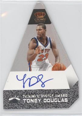 2011-12 Panini Preferred Panini's Choice Silver Signatures [Autographed] #194 - Toney Douglas /25