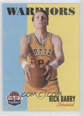 2011-12 Past & Present - [Base] #179 - Rick Barry